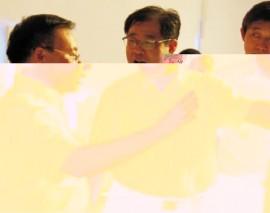 江苏省如皋市委书记陈晓东,如皋市市委常委市工业园区党工委书记、如城街道党工委书记刘向阳莅临指导