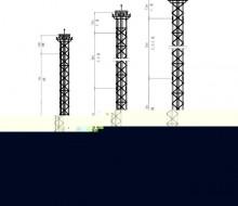 升降式灯塔