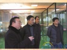 南京市路灯处党委书记张菲波,物资部刘磊实莅临指导